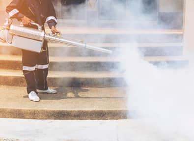 Fumigation-Method