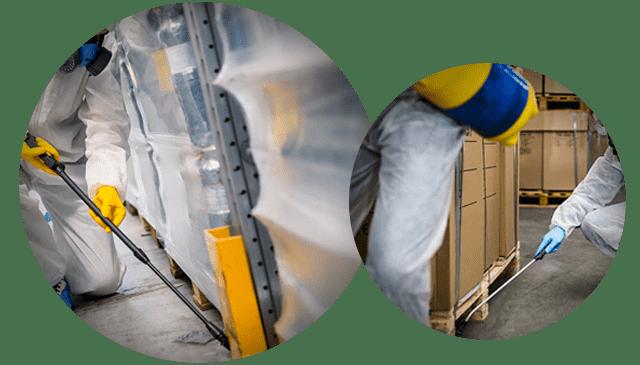 Industrial Commercial Pest Control Melbourne